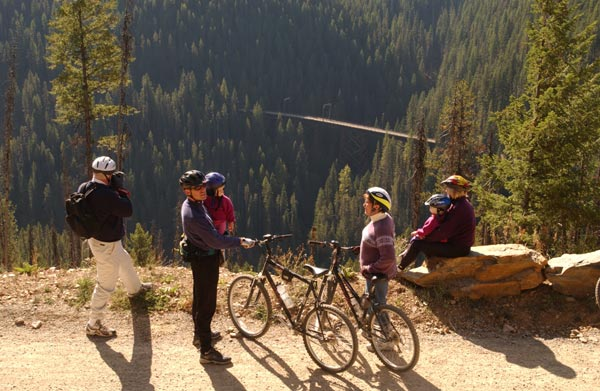 Best Family Vacation - Back to Nature on the Hiawatha Trail