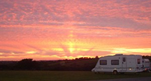 Headon Farm sky