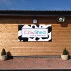 cow shed cafe