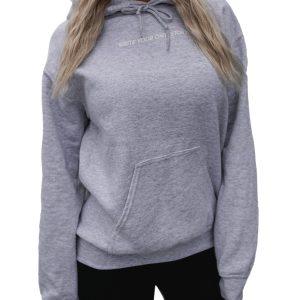RT hoodie grå