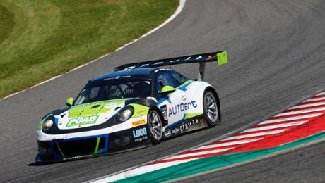 Porsche 911 GT3 R finish eleventh and twelfth in Japan