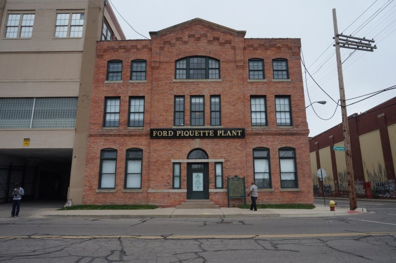 Ford Piquette Plant in Dearborn