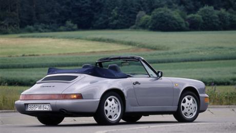 The 7 generations of a Porsche 911: Part 3