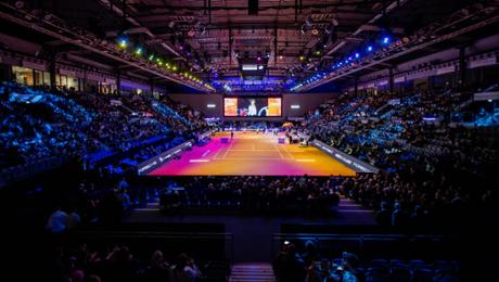 Porsche Tennis Grand Prix: Top competition and party