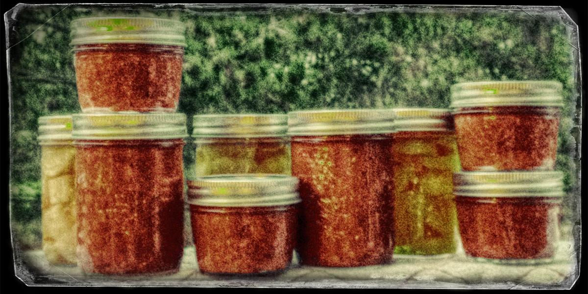 DIY Canning