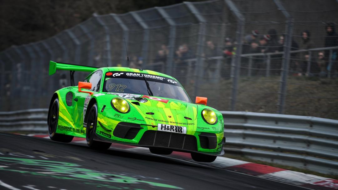 Porsche 911 GT3 R, Dinamic Motorsport, Blancpain GT Series Endurance Cup, Monza, 2019, Porsche AG