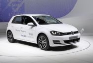 New Golf TGI BlueMotion consumes only 3.4 kg healthy gas per 100 km.