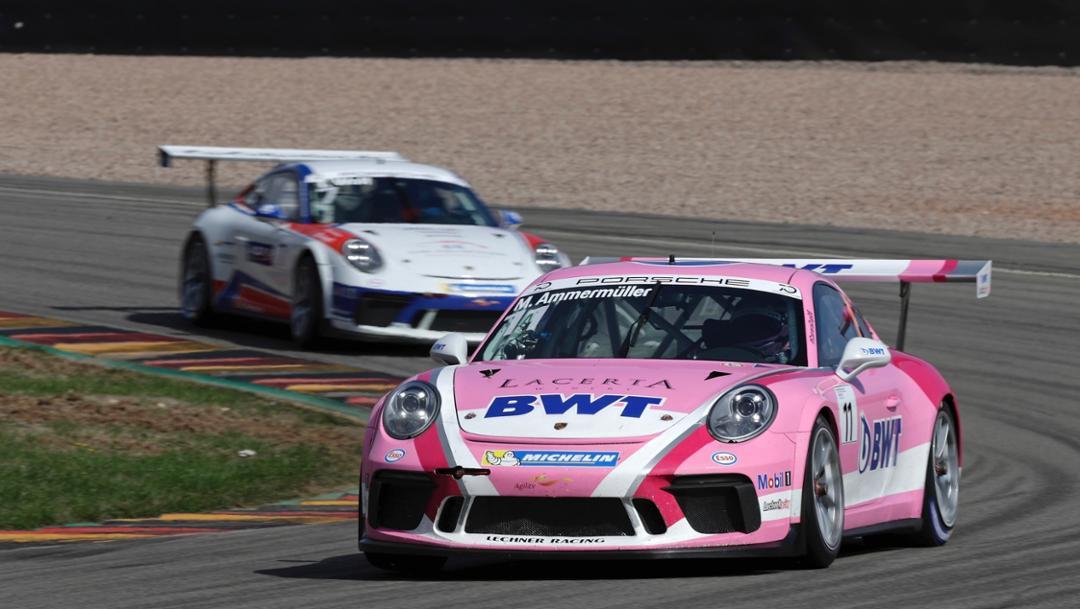 911 GT3 Cup, Porsche Carrera Cup Deutschland, competition 12, Sachsenring, 2018, Porsche AG