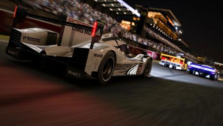 Virtual competition over 24 hours in Le Mans