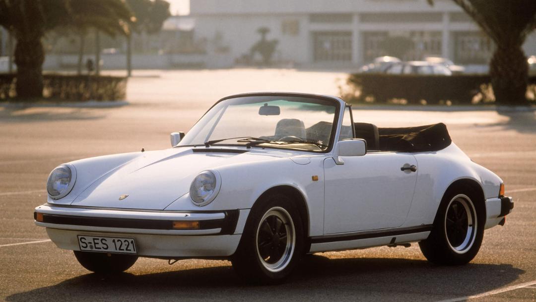 911, G Model, Porsche AG