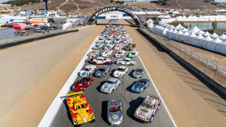 Rennsport Reunion: of male and machines