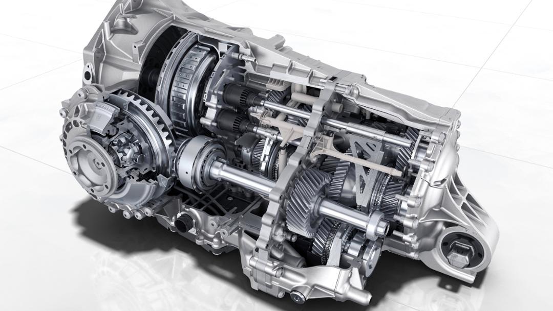 8-speed dual-clutch transmission, 2019, Porsche AG