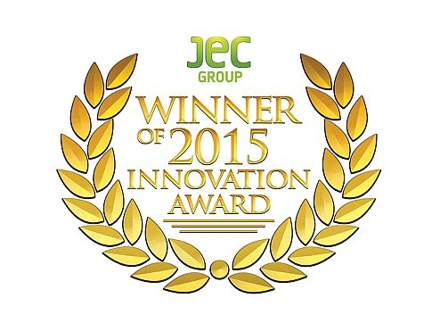 The engineers of MAN and Munich Composites have won a JEC Award 2015 for light carbon-fibre open carriers.