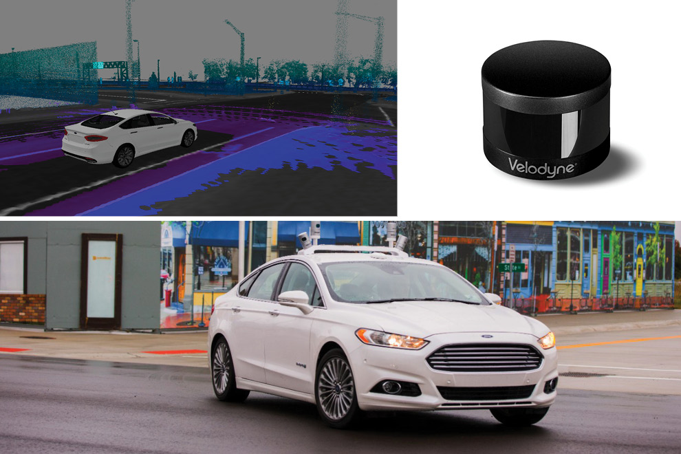 Ford_Autonomous Cars_Collage