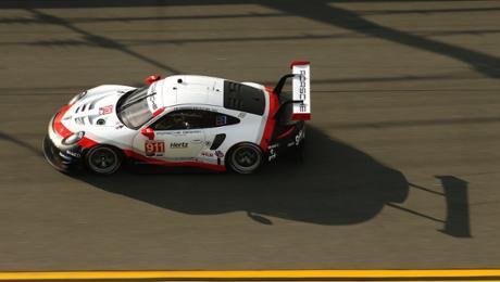 IMSA: Perfect tests for Porsche during Daytona