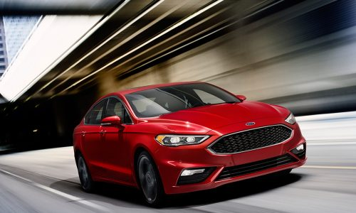 The Ford Fusion Sport offers top-notch performance, including improved torque than many German-engineered sports sedans.