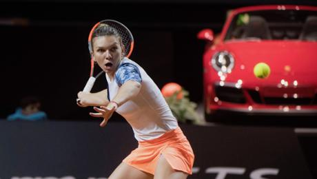 World category margin once again during a Porsche Tennis Grand Prix