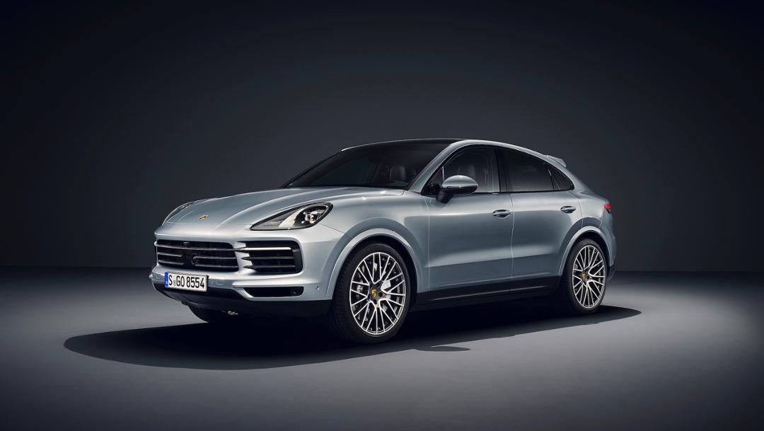 Cayenne S Coupé, 2019, Porsche AG