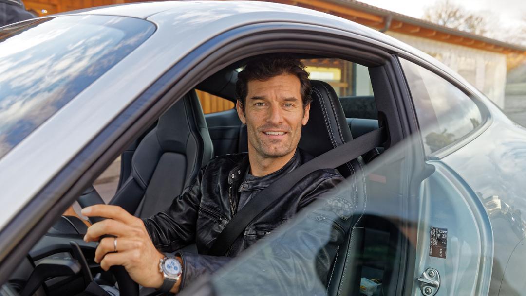 Mark Webber, 911, 2018, Porsche AG