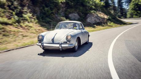 Porsche 356 SC: With pathos and patina