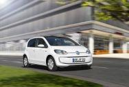 The Volkswagen e-up!