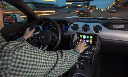 Starting this year, owners of Ford SYNC 3-equipped vehicles will have some-more choice in how they entrance smartphones in a automobile as iPhone users can activate Apple CarPlay.