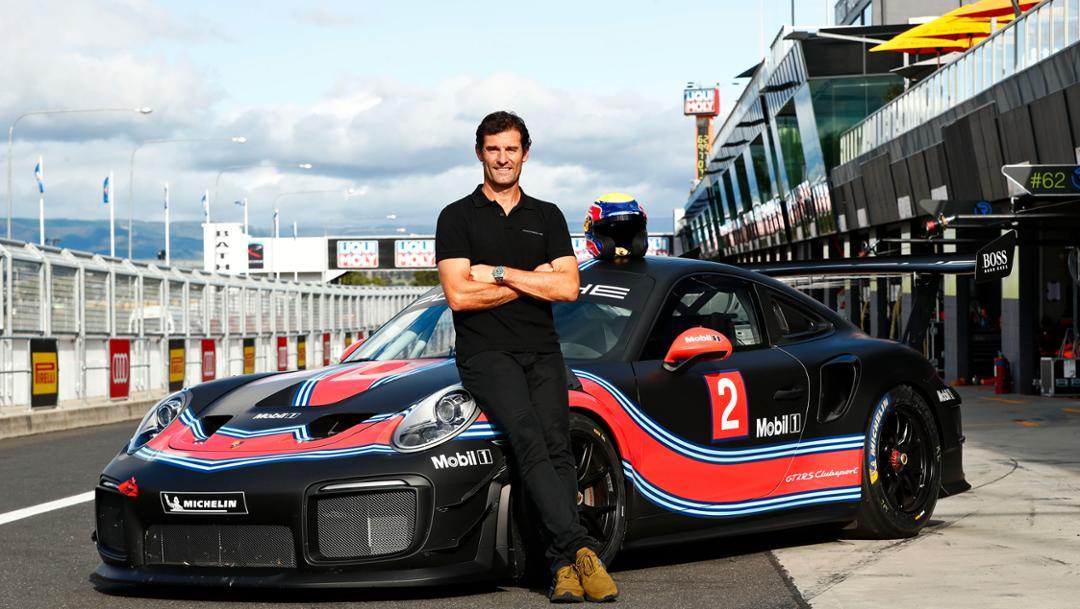 Mark Webber, 911 GT2 RS Clubsport, Bathurst, Mount Panorama Circuit, 2019, Porsche AG