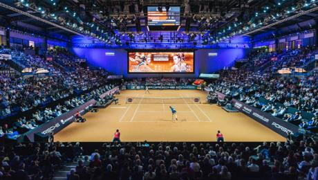 Ticket pre-sales for a 2019 Porsche Tennis Grand Prix