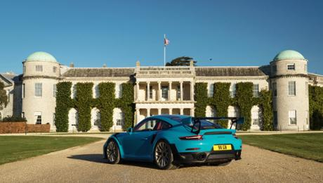 Goodwood 2018: Porsche takes centre stage