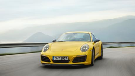 Less is some-more – a new Porsche 911 Carrera T