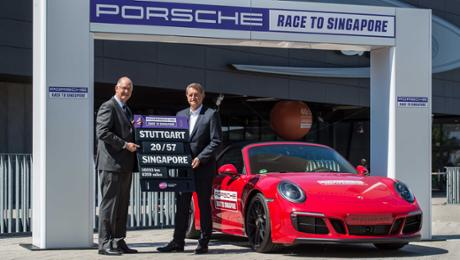 New tellurian partnership between Porsche and a WTA