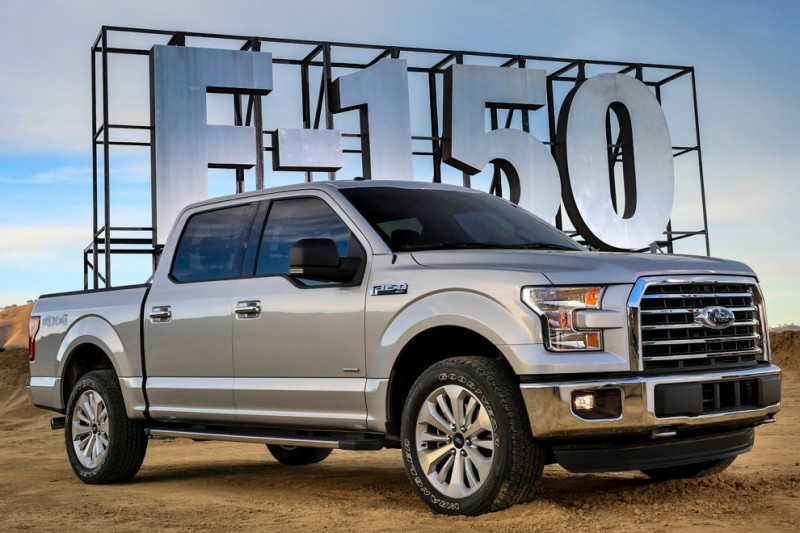 Ford F-150 wins reserve award