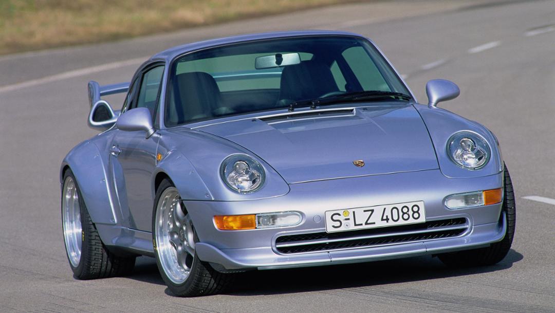 911, Type 993, Porsche AG
