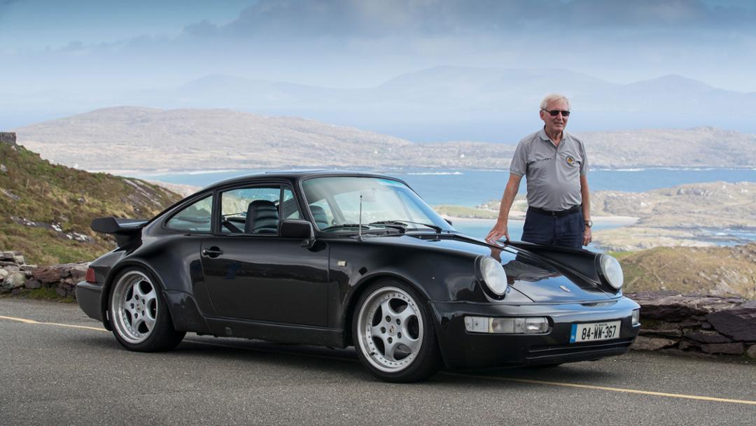 Mel Nolan, 3.2 Carrera Turbo, Ireland, 2018, Porsche AG