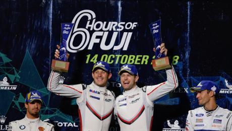 WEC during Fuji: Porsche extends championship lead