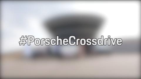#PorscheCrossdrive: The trending competition cranky golf