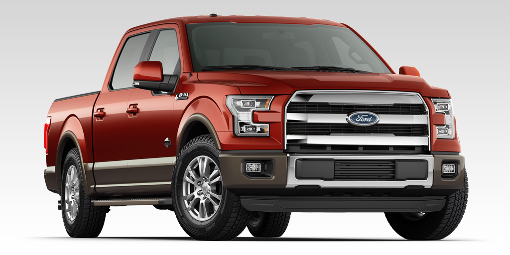 Ford F-150 with a insubordinate Micromill record