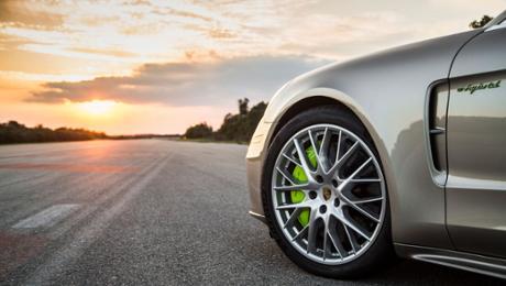 Porsche with transparent boost after 9 months