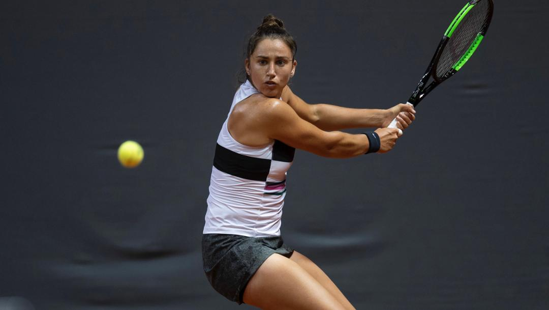 Sara Sorribes-Tormo, Porsche Tennis Grand Prix, Stuttgart, 2019, Porsche AG