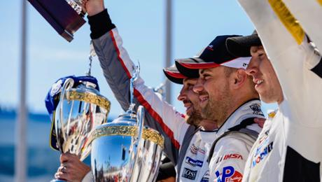 IMSA: Porsche extends championship lead