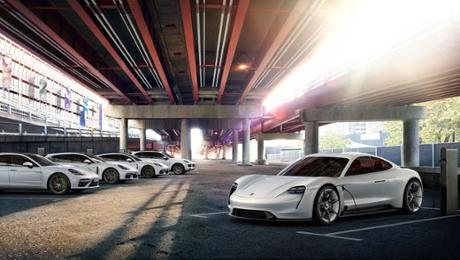 Porsche and electromobility: Doubling investment