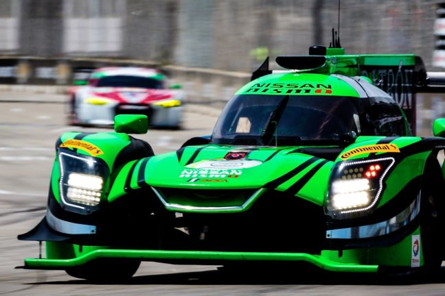 Nissan-powered prototypes onslaught in Motown
