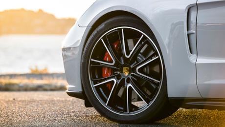 Porsche increases income and handling outcome