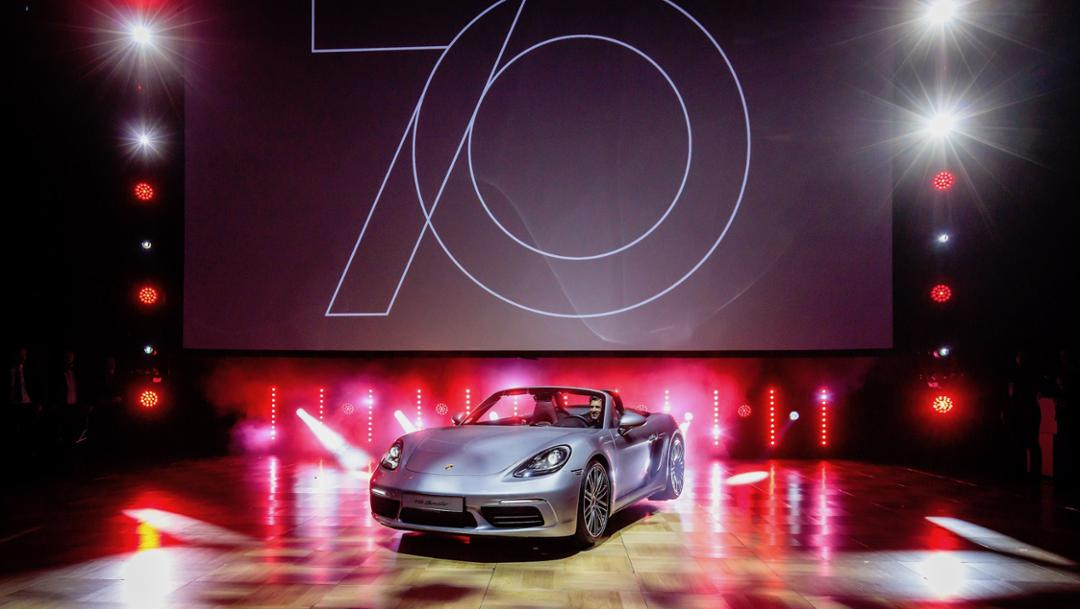 718 Boxster GTS, Leipzig Opera Ball, 2018, Porsche AG