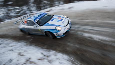 Dumas secures category win during Monte Carlo Rally