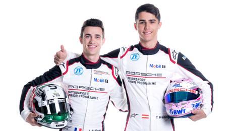 Porsche Juniors have selected their teams