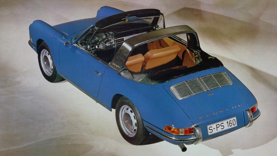 The strange 911, Porsche AG