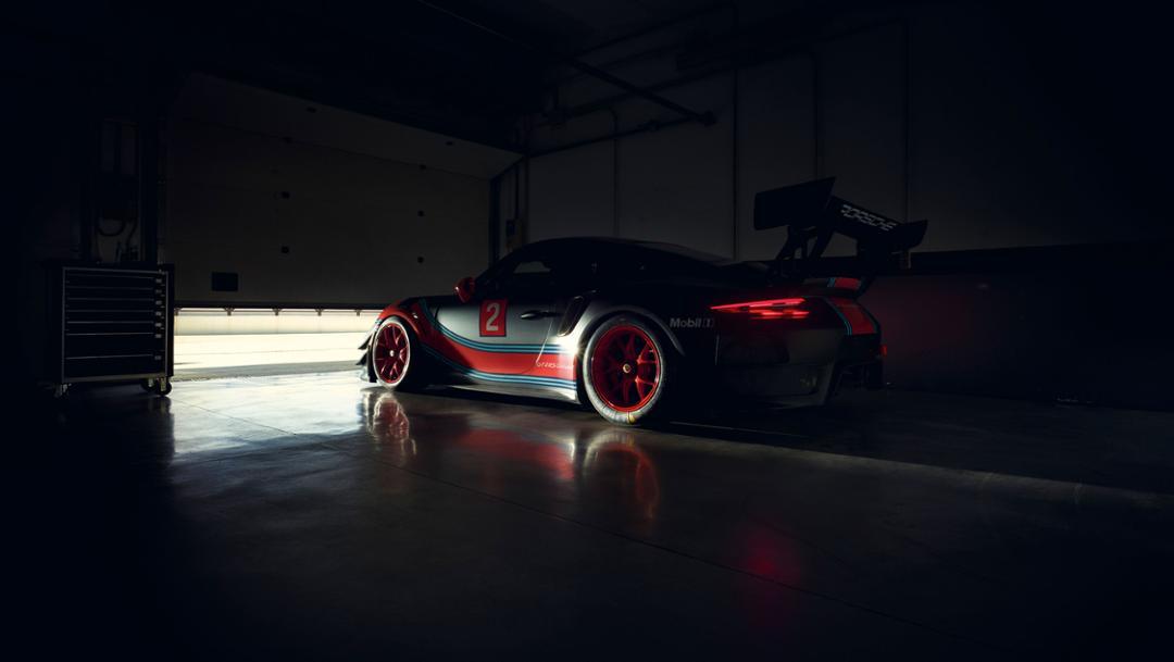 911 GT2 RS Clubsport, 2018, Porsche AG