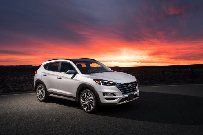New 2019 Hyundai Tucson Debuts during New York International Auto Show