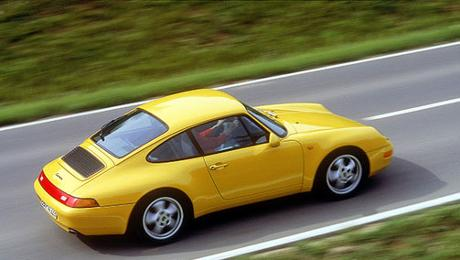 The 7 generations of a Porsche 911: Part 4